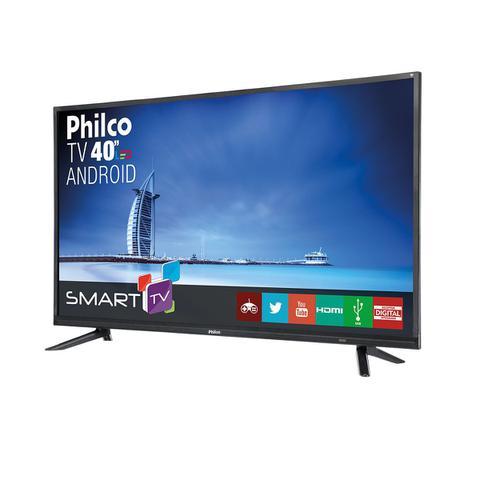 Imagem de TV Philco Led Android 40