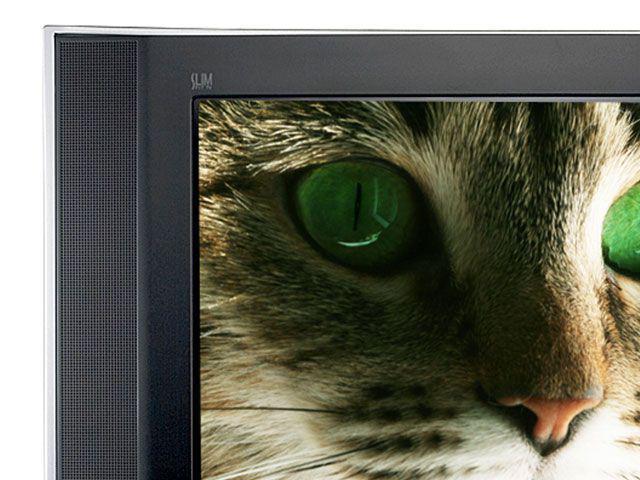 Imagem de TV Tela Plana 21 polegadas