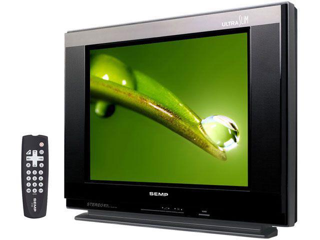 Imagem de TV Tela Plana Ultra Slim 21 Polegadas