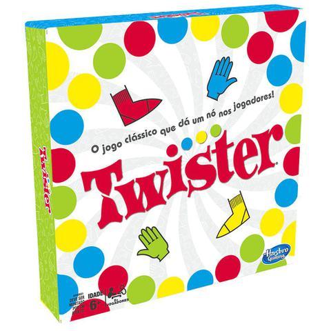 Imagem de Twister Novo 98831-Hasbro