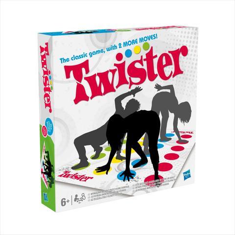 Imagem de Twister Novo Hasbro