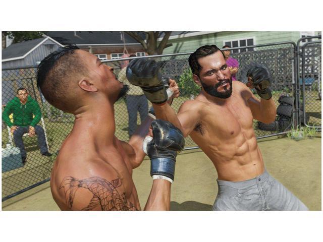 Imagem de UFC 4 para Xbox One EA Sports - Lançamento