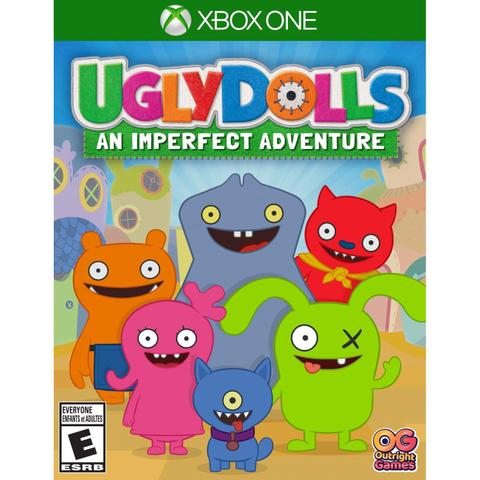 Jogo Ugly Dolls An Imperfect Adventure - Xbox One - Outright Games