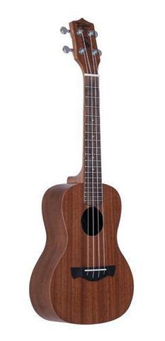 Imagem de Ukulele Concert Acústico 23k Tagima Natural Kit Completo