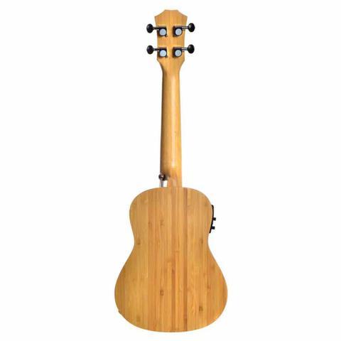 Imagem de Ukulele Elétrico Seizi Bali Concert Solid Bamboo com Bag