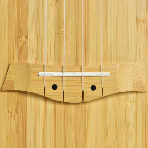 Imagem de Ukulele seizi bali bamboo pineapple concert acustico solid
