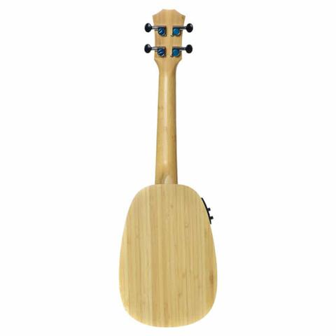 Imagem de Ukulele seizi bali bamboo pineapple concert eletrico solid