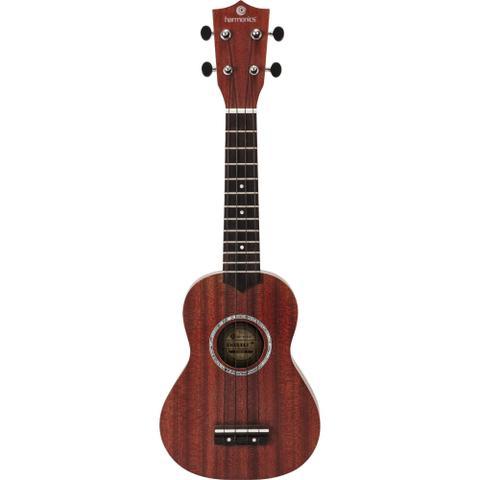 Imagem de Ukulele Soprano 21 polegadas (53cm) UK-10 Natural Harmonics
