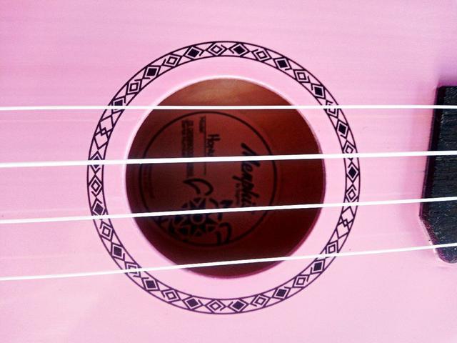 Imagem de Ukulele Soprano Acústico Memphis Tagima FPK Flamingo Pink