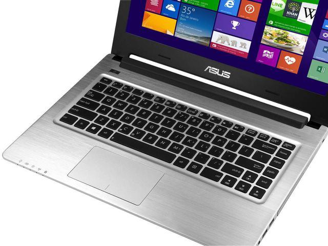 Imagem de Ultrabook Asus Ultrafino S46CB Intel Core i7 6GB