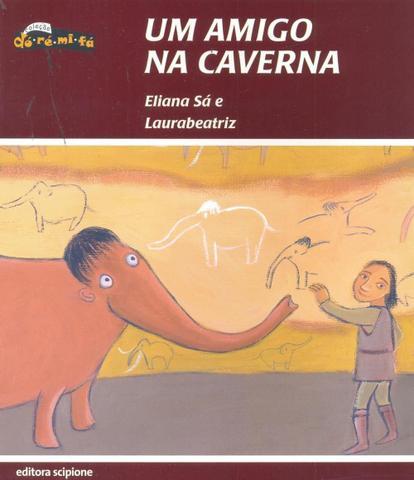 Imagem de Um Amigo na Caverna - Col. Dó - Ré - Mi - Fá