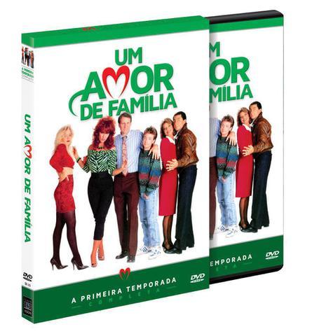 Imagem de Um Amor de Família - A Primeira Temporada Completa (DVD)