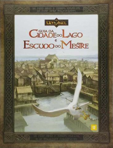 Imagem de Um Anel, O - Guia da Cidade do Lago e Escudo do Mestre