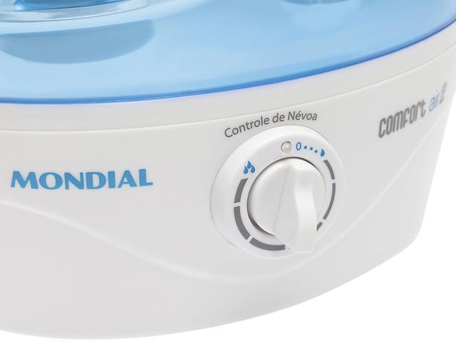Imagem de Umidificador de Ar Ultrassônico 2,2L Mondial