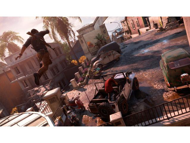 Imagem de Uncharted 4: A Thiefs End para PS4