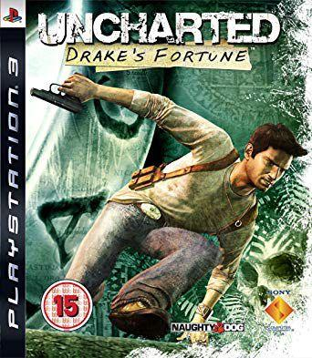 Jogo Uncharted: Drakes Fortune - Playstation 3 - Sieb