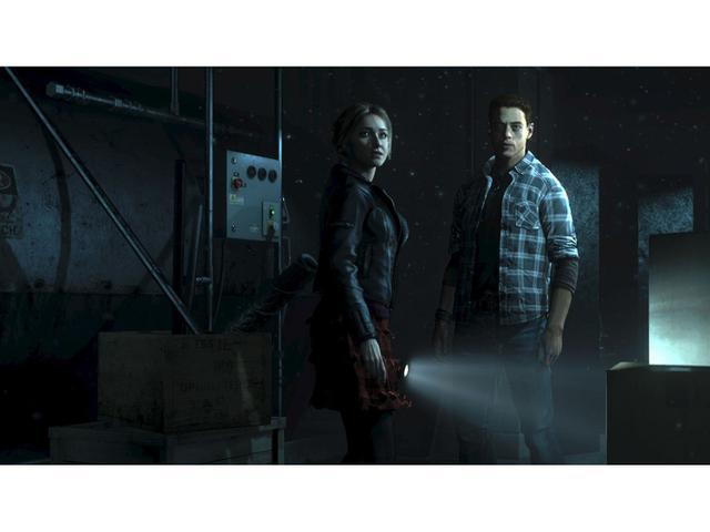 Imagem de Until Dawn para PS4