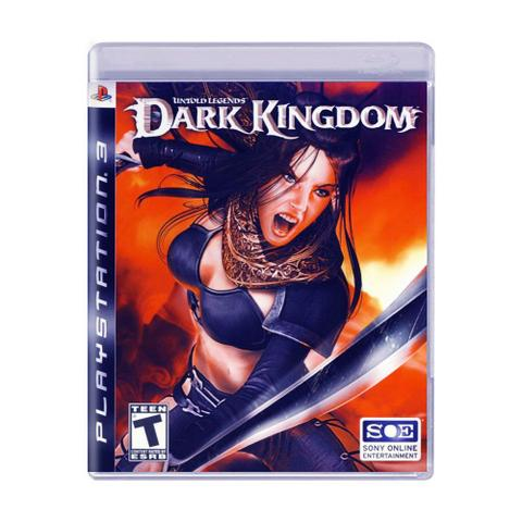 Jogo Untold Legends Dark Kingdom - Playstation 3 - Sieb