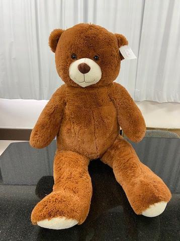 Imagem de Urso de Pelúcia Gigante 150 cm 1,50 m Max & Sax