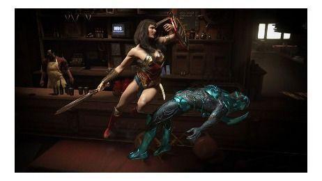 Imagem de ( Usado ) Injustice 2 (Legendary Edition) - PS4 Mídia Física