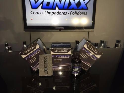 Imagem de V-plastic 20ml Vitrificador + Revelax + Apc Multiacao Vonixx