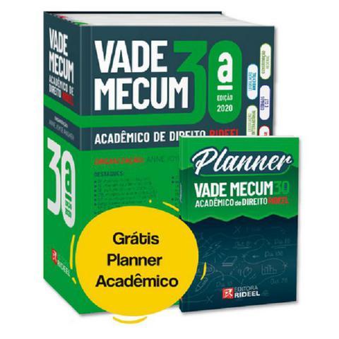 Imagem de Vade Mecum Acadêmico De Direito 30 Ed. 2020 1semestre