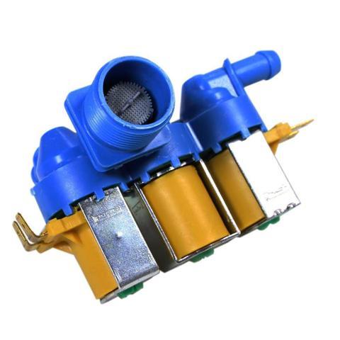 Imagem de Valvula entrada de agua 3 vias lavadora electrolux 10 15 kg 127v original