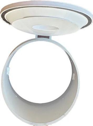 Imagem de Válvula Retenção Esgoto 100 Mm (4 Polegada) Anti Inseto/odor