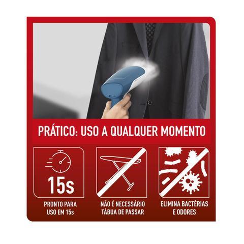 Imagem de Vaporizador de roupas Arno Steam Minute Azul HS61