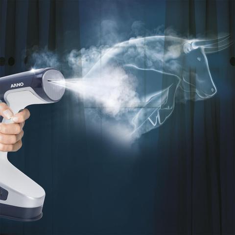 Imagem de Vaporizador de roupas Arno Steam Power Azul HS81