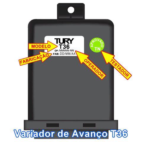 Imagem de Variador de Avanço T36A TURY GAS  p/ GM