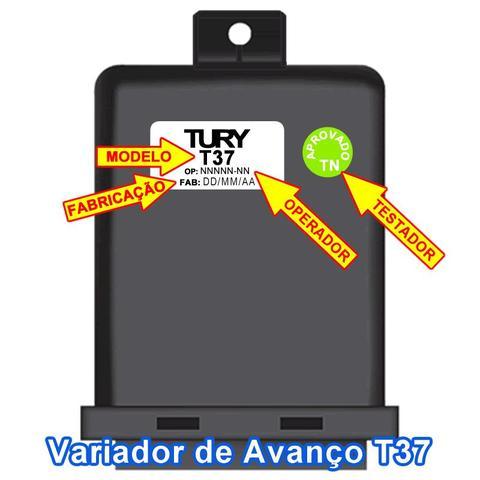 Imagem de Variador de Avanço T37 TURY GAS Sensor Rotação Hall