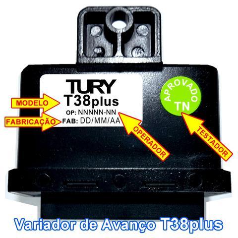 Imagem de Variador de Avanço T38 Plus TURY GAS MAP/MAF