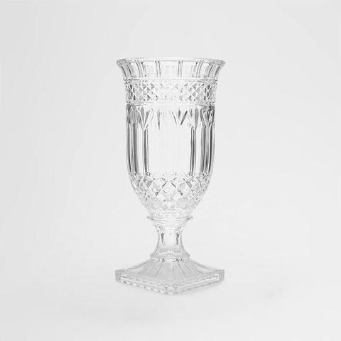 Imagem de Vaso de Cristal Ecológico Florence 32cm - Home Style