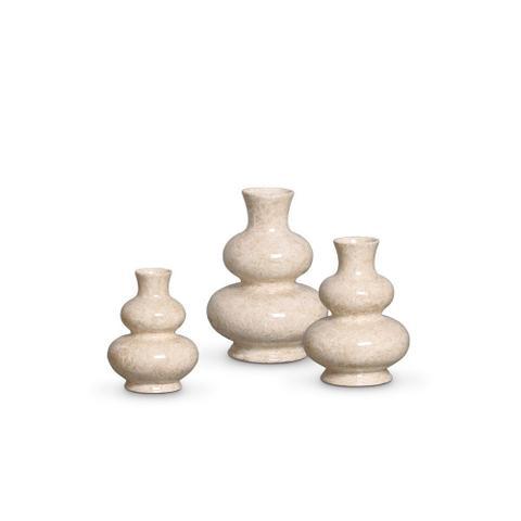Imagem de Vaso Decorativo em Cerâmica  Enfeite Sala