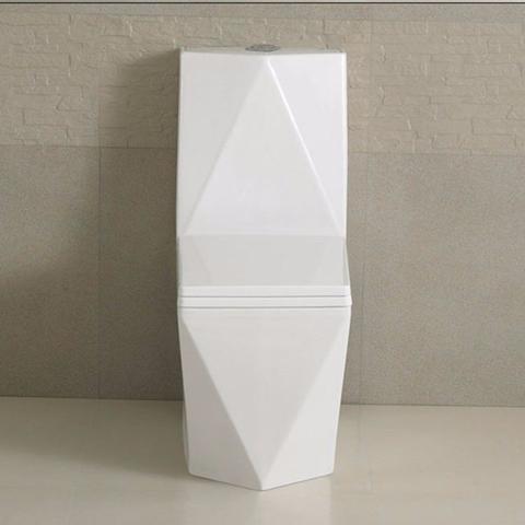 Imagem de Vaso Sanitário Acoplado (monobloco) Imperial Diamond