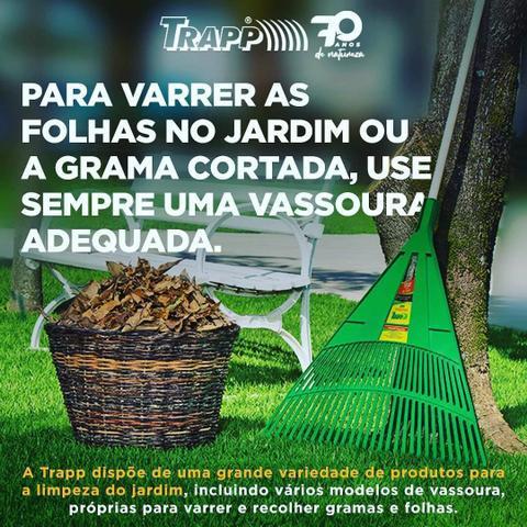 Imagem de Vassoura Ancinho Verde Com Cabo Trapp Vs 7830