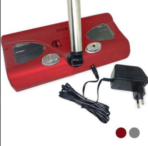 Imagem de Vassoura Eletrica Sem Fio Magica Recarregavel com Bateria Limpeza