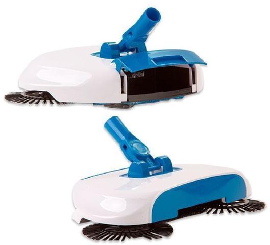 Imagem de Vassoura Mágica 360º  3 Em 1 Aspirador Pá Limpeza Prático Resistente Perfect