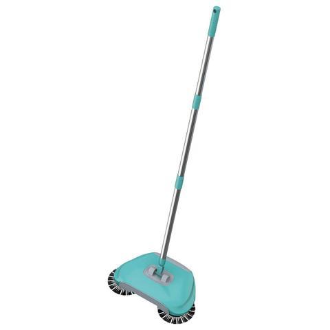 Imagem de Vassoura Mágica Flash Limp MOP0184 Verde Com 3 Escovas