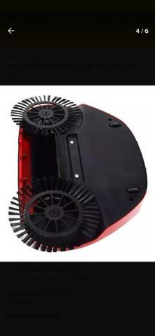 Imagem de Vassoura mágica giratória inteligente 3x1 cabo dobravel