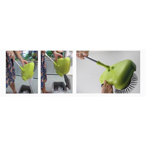 Imagem de Vassoura magica inteligente 3em1 aspirador de pó manual