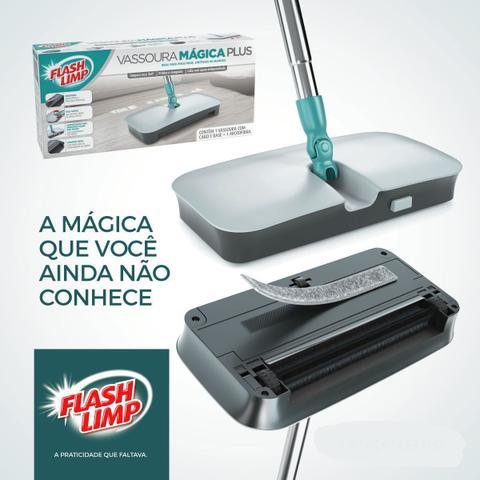 Imagem de Vassoura Mágica Plus Flash Limp
