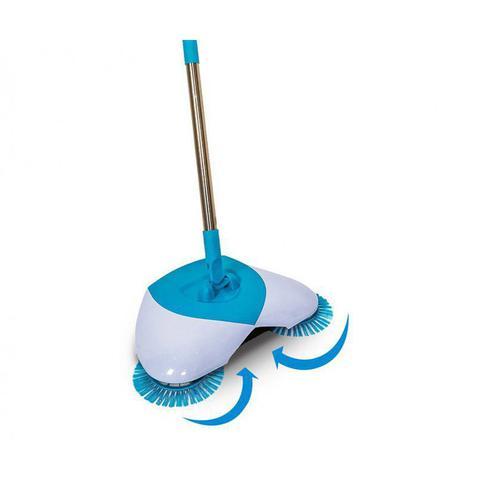 Imagem de Vassoura Mágica Spin Broom 360º 3 em 1 A Ferramenta Ideal Para Sua Limpeza Aspira Pó