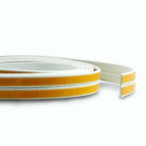 Imagem de Veda Fresta Adesivo I Branco 2mm x 6 Mt(2x3) Comfort Door