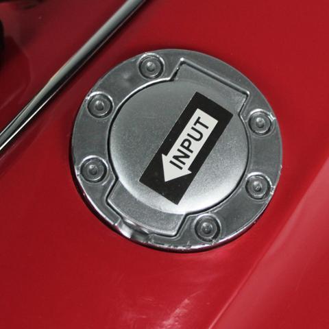 Imagem de Veículo Elétrico - 12V - Conversível Vermelho - Bel Fix