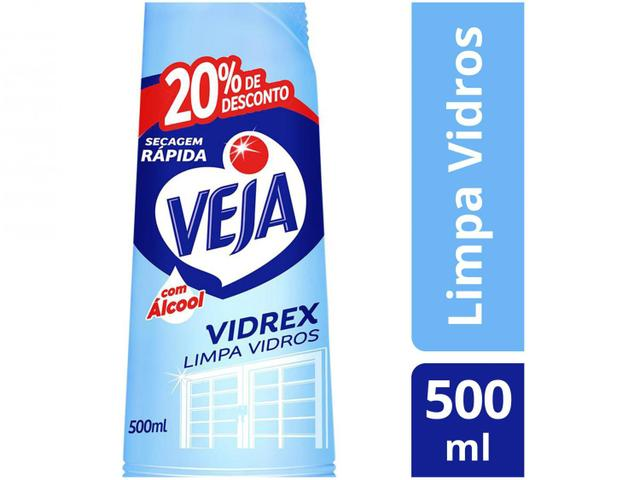Imagem de Veja Vidrex - Limpa Vidros Squeeze