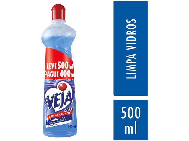 Imagem de Veja Vidrex - Limpa Vidros Squeeze - 500ml