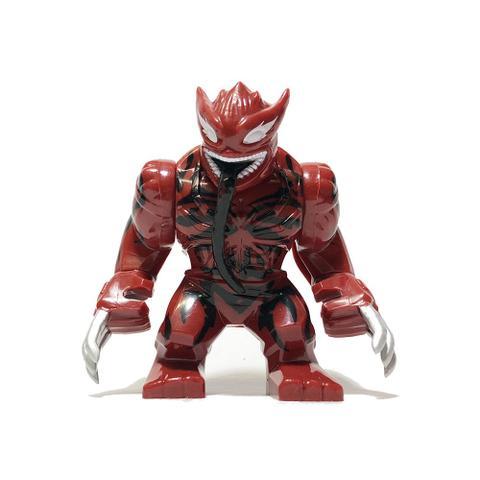 Imagem de Venom Toxin Wolverine Vingadores Ultimato Bigfigure Compatível Lego PG-6009-8