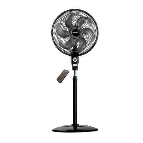 Imagem de Ventilador de Coluna Mallory Air Timer TS+ Preto  127 Volts